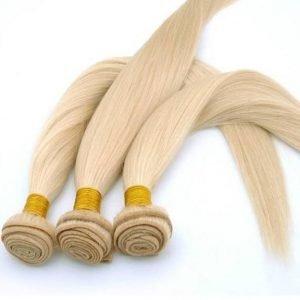Blond Hair body straight