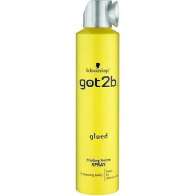 Got2b Schwarzkopf collé dynamitage gel Spray 300ml