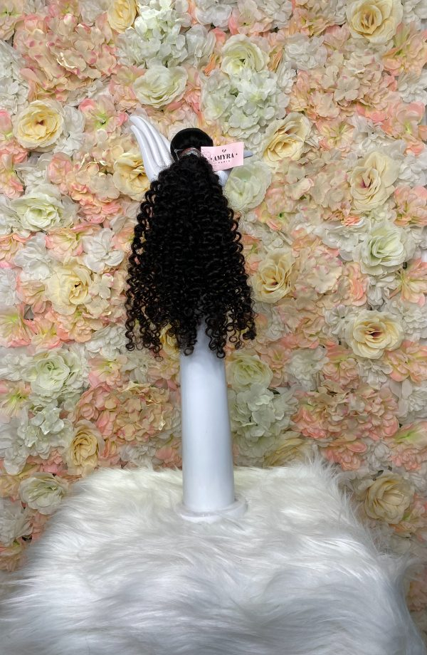 Tissage Mèches Malaisiennes - Kinky Curly