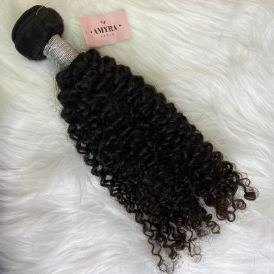 Tissage Mèches Malaisiennes – Kinky Curly