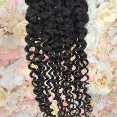 Kinky Curly – Lace Closure