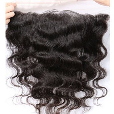 Lace frontale body waves