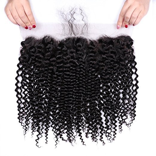 Lace Frontale Curly