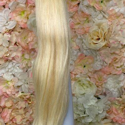 Tissage Mèche Malaisienne – Lisse Straight Blond 613