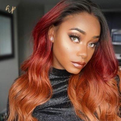 Cruella – Perruque lace wig body wave – 22 pouces