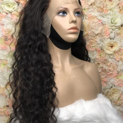 Kimberley – Perruque Lace Frontal Deep Wave