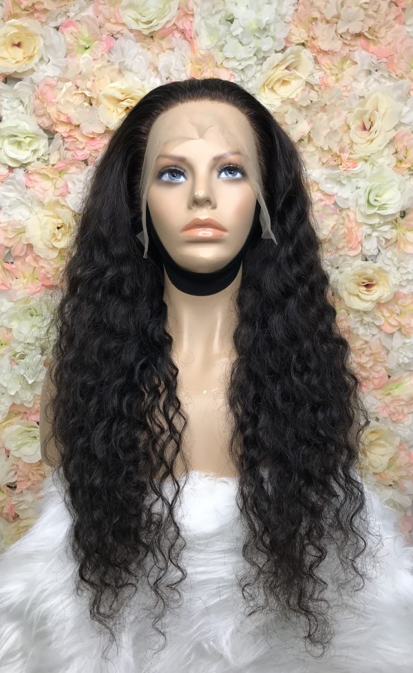 Kimberley - Perruque Lace Frontal Deep Wave