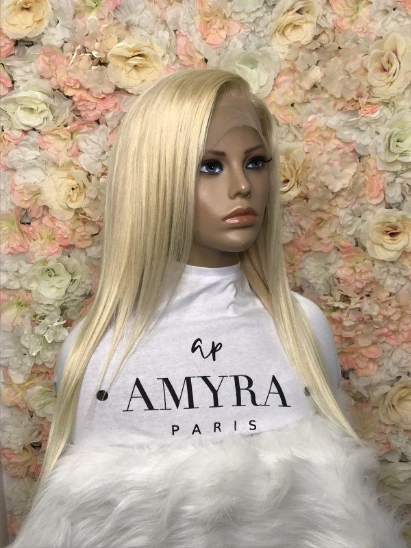 Linda - Perruque Lisse Blonde 613